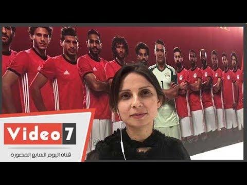 مشجعات مصريات في سان بطرسبرج: هذه توقعاتنا للمنتخب