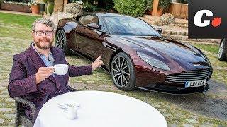 Aston Martin DB11 | Prueba / Test / Review en español | coches.net アストンマーチンdb11 検索動画 25
