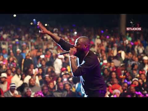 Jah Prayzah - Live at Macufe Festival feat. Davido and Mafikizolo.