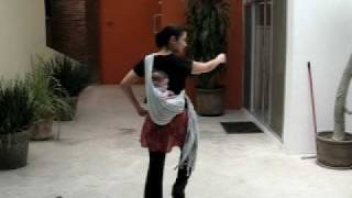 Flamenco con rebozo