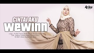 Album Cover Wewinn-CintaiAkuLyric