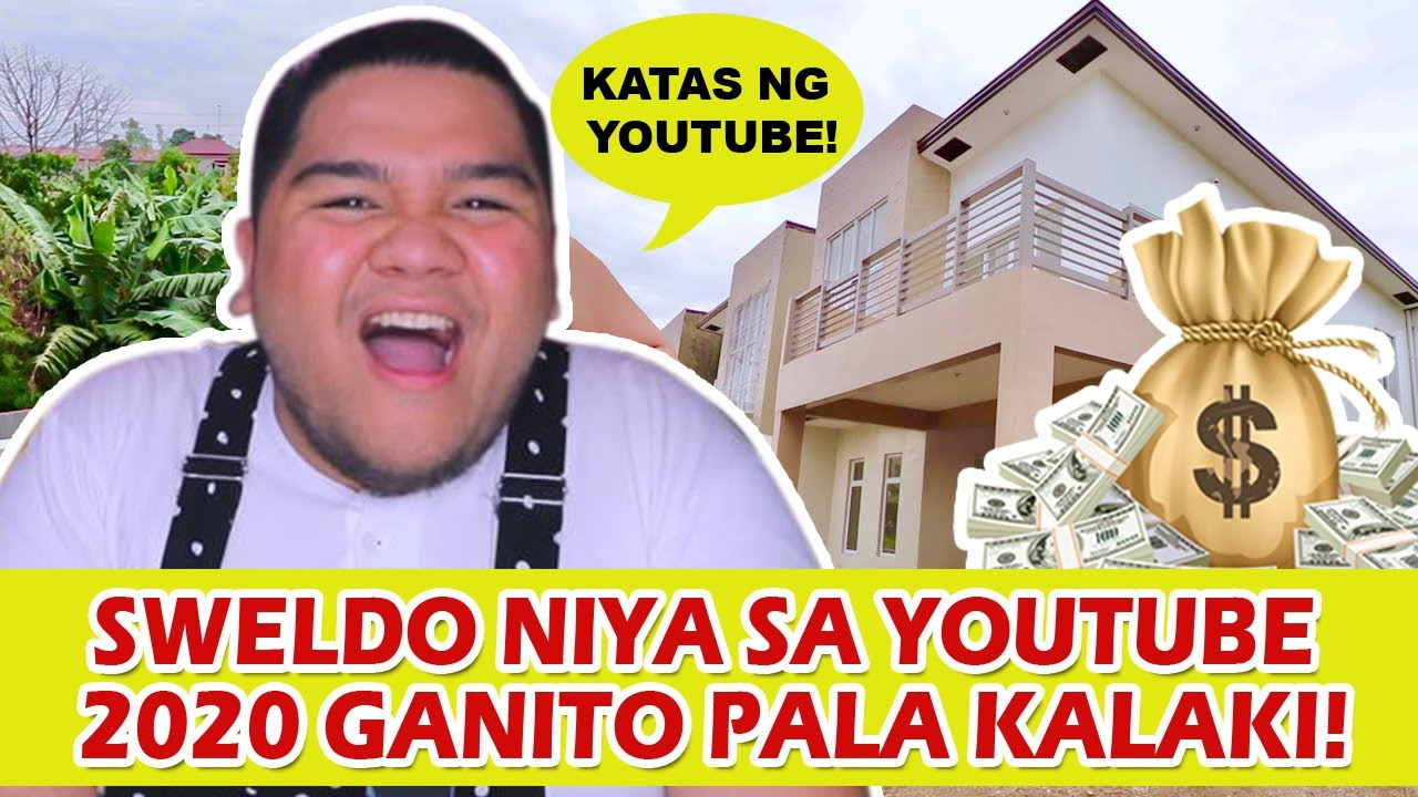 Lloyd Cafe Cadena Youtube Sweldo/Salary 2020 | Magkano kaya?