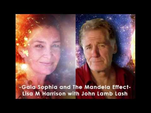 John Lamb Lash Interview by Lisa M Harrison on Sophia, Lucifer and the Mandela Effect