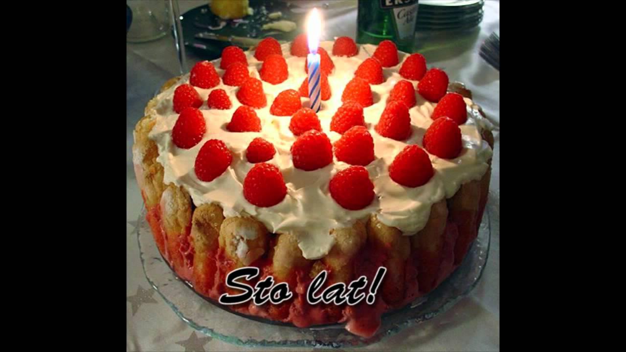 Sto Lat The Polish Birthday Song Youtube