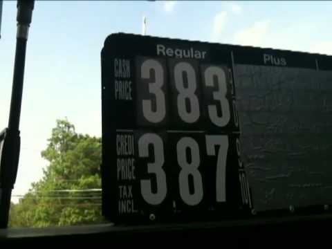 Gas Pumping Trick + Gas Prices By You?
