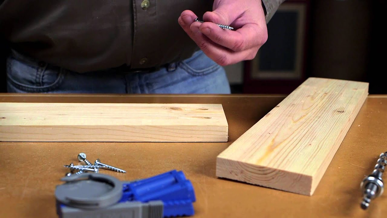 Quick Tip: A Surefire Way to Check Kreg Screw Length