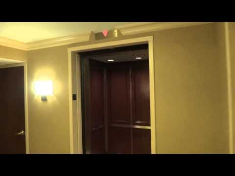 Very Nice Schindler 500A (Westinghouse) Traction Elevators - Stamford Marriott - Stamford, CT