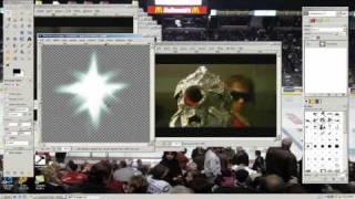 Sci-fi LASERS in Windows Movie Maker TUTORIAL