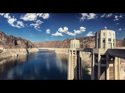 USA TRIP 2016 [Part 3] - Road Trip from Las Vegas to Hoover Dam x20 speed