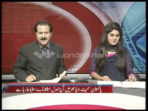 One of the best dentist in Pakistan. Dr  Haris (Gold Medlist) on PTV Channel.