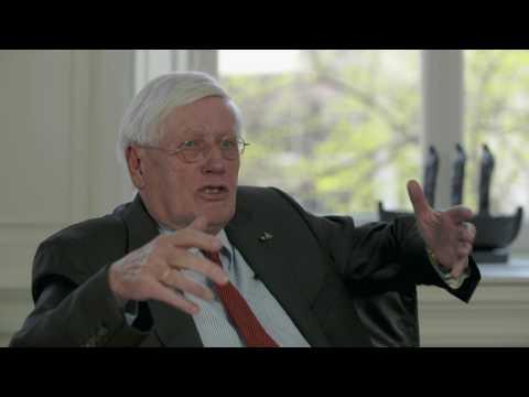 Interview met Hans Wiegel (highlights)