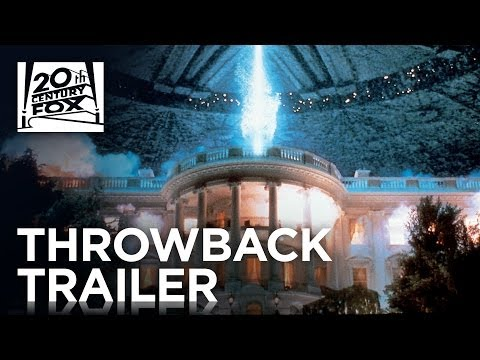 """Independence Day,"" included in 20th Century Fox's playlist of throwback movie trailers, is Hacksack's first Movie Under the Stars."