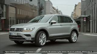The New Volkswagen Tiguan  Advancement of a best seller
