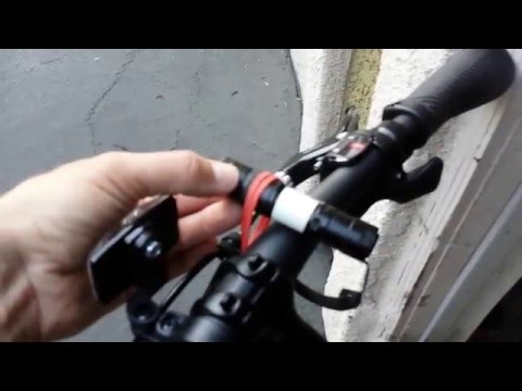 Bike Light Road Bicycle DIY - Easy-do It Yourself W/flashlight