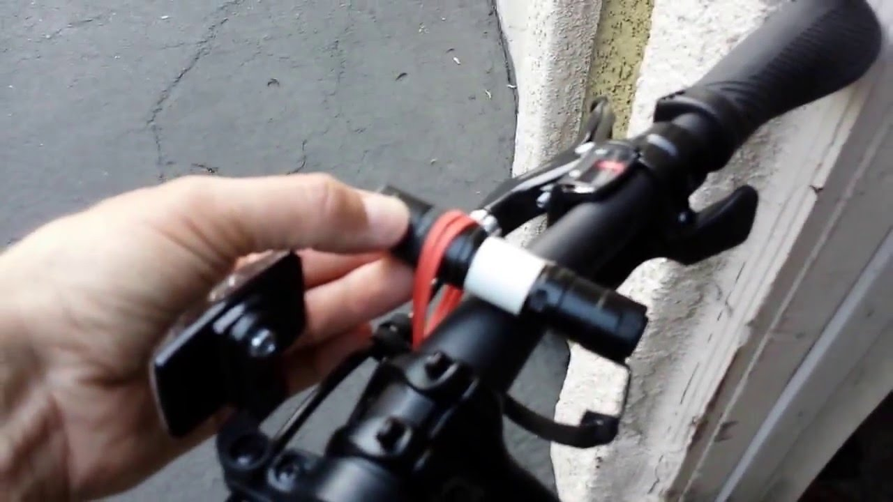 Bike Light Road Bicycle Diy Easy Do It Yourself W Flashlight