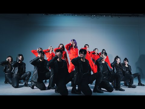 Dreamcatcher(드림캐쳐) 'Scream' Dance Video (Studio Ver.)