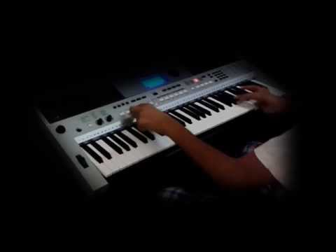 tere bina zindagi se-Aandhi-on keyboard