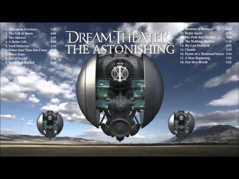 Dream Theater - The Astonishing (single CD album edit)