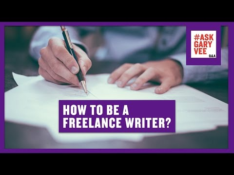 How to Be a Freelance Writer?