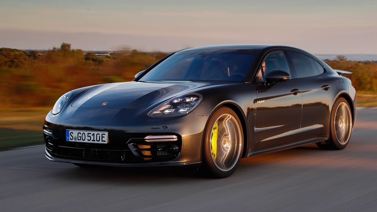 2018 porsche panamera video road test youtube. Black Bedroom Furniture Sets. Home Design Ideas