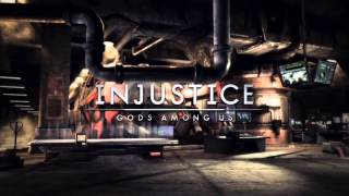 WiiU Injustice Gods Among Us - Scorpion Gameplay