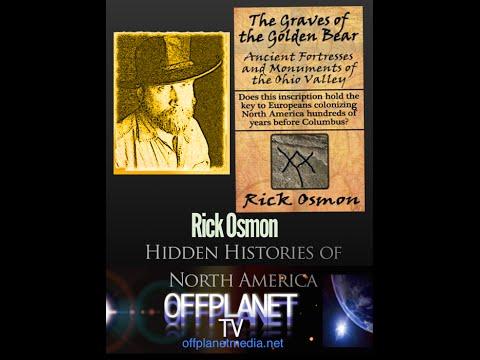 OffPlanet TV - Episode 2  April  1,2015 with Rick Osmon - Hidden Histories of America