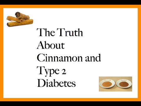 Does Cinnamon help diabetes? | normal blood glucose levels with Cinnamon