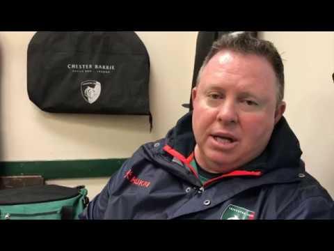Post-match chat: Matt O'Connor