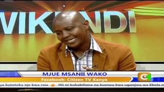 Mjue Msanii Wako: Stephen 'Cucu Nyakairu' Wanjohi