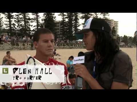 2012 Australian Open Of Surfing In Manly Beach