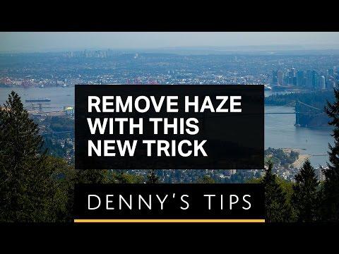 New Dehaze Trick (Very Easy)