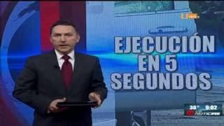 Video de la ejecución de mando ministerial en Nuevo León  Ocurrió en cinco segundos