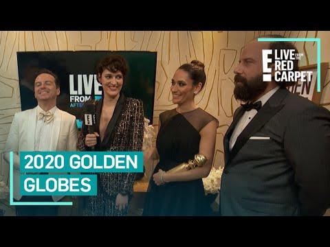 """Fleabag"" Cast Talk ""Surreal"" Golden Globe Win  E Red Carpet & Award Shows"
