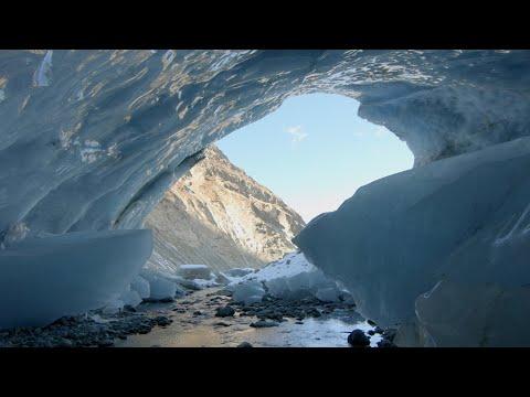Glacier Cave in Switzerland VLOG thumbnail