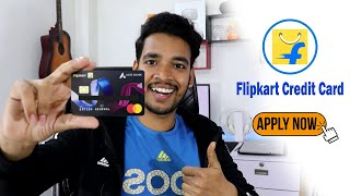 How To Get Flipkart Axis Bank Credit Card | Online Apply Full Process | For All Users
