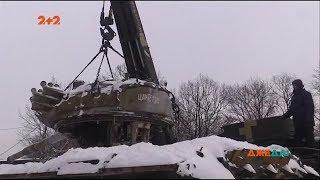 У Львові з конвеєра зійшла ремонтно-евакуаційна машина, яку вже охрестили Левом