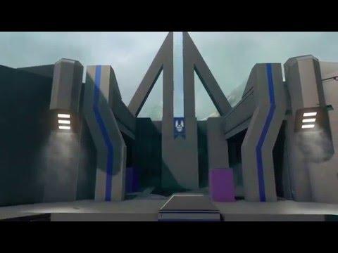 Halo 5 Desolation Remake WALKTHROUGH | Parasol by ANEVILSPAR7AN | Halo 2 Classic Remakes