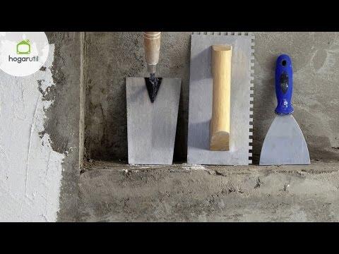 Tutorial de como hacer la mezcla bien hecha rendidora y de - Como hacer cemento ...
