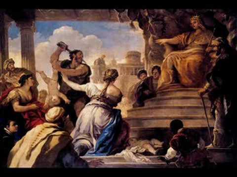 El juicio del rey salom n youtube - El rey del tresillo ...