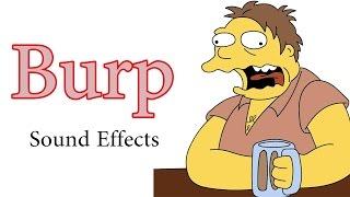 10 Minutes of Random Funny Burp Sounds