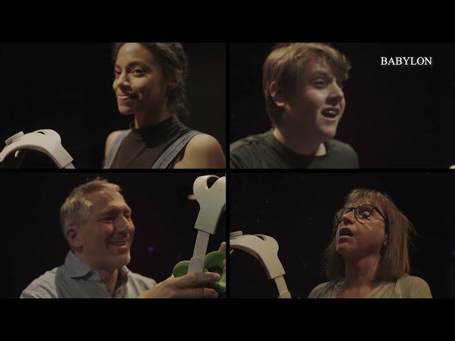 BABYLON - Teatro dell'Argine, guardare la realtà non è mai stato tanto virtuale