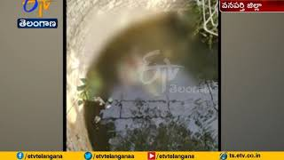 Wife Kills Husband | For Illegal Affair in | at Janampet | Wanaparthy District