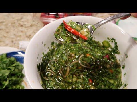 Cambodian Steak Dipping Sauce