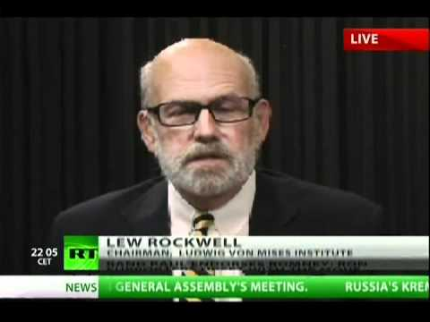 Lew Rockwell: Ron Paul and Rand Paul are different