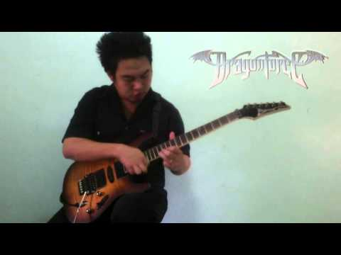 DragonForce Seasons Guitar Cover