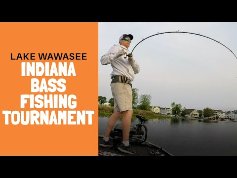 2019 Lake Wawasee Summer Bass Fishing Tournament