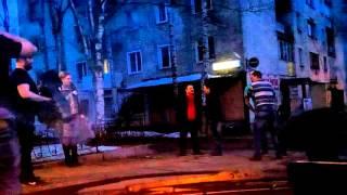 Драка у бара Киров