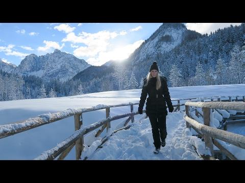 Winter February Getaway in Nature    WEEKEND VLOG #01