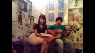 """Thôi Đừng Chiêm Bao """"Singer: Nguyễn Hồng Loan & Guitar: Cô Khách"""""""