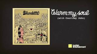 Blundetto - Warm my soul (feat. Courtney John) [Official Audio]